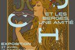 """Expo """"Alfons Mucha et les Bergès, une amitié"""" à Villard-Bonnot"""