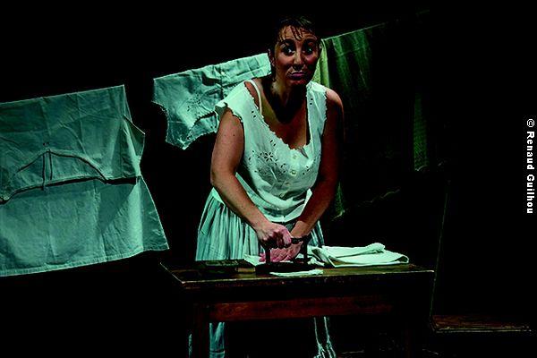 """""""Hé ! Toi, Gervaise..."""" Théâtre Drame classique au Laussy"""