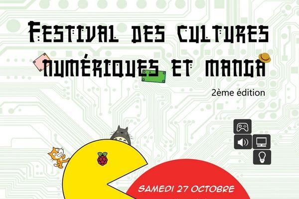 Festival des Cultures Numériques et du Manga 2019 à Nyons