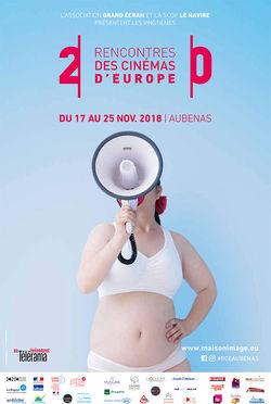 Rencontres des cinémas d'Europe 2018 à Aubenas