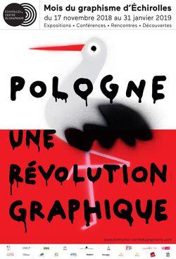 Le Mois du Graphisme - Pologne : une révolution graphique