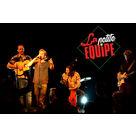 """Concert """"La Petite Équipe"""" à Saillans"""
