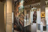 """Exposition """"Chroniques d'une abbaye"""""""
