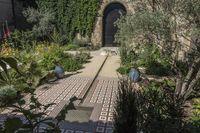 Le jardin médiéval