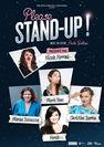 Please stand-up ! * Plateau humour 100% féminin