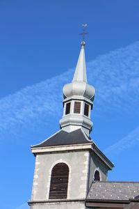 Visite du clocher à bulbe de Saint-Paul-en-Chablais