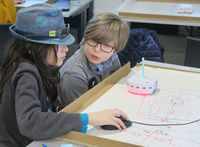 Atelier de programmation de robots