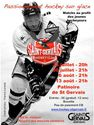 Match de Hockey - Saint-Gervais vs Chevaliers du lac - Annecy (D3)