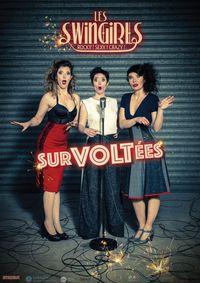 """Concert """"Survoltées"""" avec Les Swingirls"""