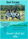 """Concert """"Soul Escape"""" à l'Hôtel-Restaurant Le Mont Brouilly"""