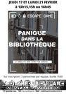 Escape Game à la Médiathèque