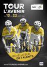 Étape 7 du Tour de l'Avenir 2021. Saint Vulbas - Grand Colombier