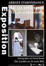 """Expo photos : """"Au quotidien: l'Abbaye d'Abondance"""" - Usages actuels"""