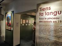 Exposition - Tiens ta langue ! Sous le pinceau des soldats en 1940