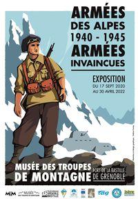 Armées des Alpes, Armées Invaincues