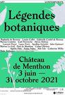 """Expositions collectives """"Légendes botaniques"""""""