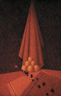 Exposition de peintures de Jacques Decerle