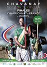 Finale de championnat de France de Joutes