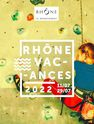 Rhône Vacances : Animation itinérante basket