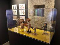 """#JEP2021 : Visite commentée de l'exposition """" Animaux Animés """""""