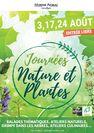 Les journées nature et plantes