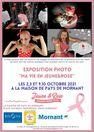 Exposition Octobre Rose : Exposition de Photos de l'association Jeune et Rose