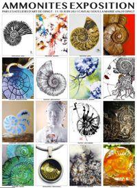 Exposition Ammonites