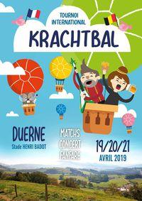 17e Tournoi International de Krachtbal