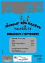 Valfleury - Marche des Genêts