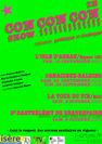 """Ze Conconcon Show"""" - cabaret poétique et loufoque"""