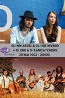 Concert Glenn Arzel et Claire Nivard + Silene & The Dreamcatchers