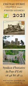 Journées Européennes du Patrimoine x2D Visite guidée du château des Cornes d'Urfé