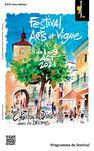 Marché aux bulles et aux douceurs - Festival Arts et Vigne