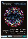 Cycle d'orgue - Trompette et orgue