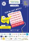 """Semaines de la santé mentale dans l'Ain : """" Pour ma santé mentale, respectons mes droits !"""""""