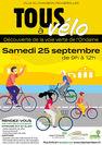 Tous à vélo : découverte de la voie verte de l'Ondaine