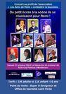 Concert au profit de l'association les Amis de Rémi