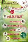 Concert - Le Vieux Frêne