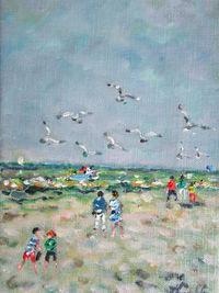Ciels des plages