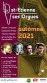 Automne des orgues avec Guillaume Prieur