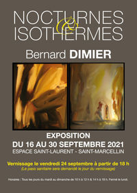 """Exposition """" Nocture Isotherme"""""""