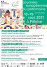 Journées européennes du patrimoine dans la commune de Fillière