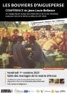 Conférence Jean-Louis Bellaton - Les Bouviers d'Aigueperse