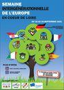 Semaine de l'Europe - Expositions thématiques