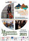 """Concert """"In concerto / Nuages"""" par l'ensemble 20-21"""