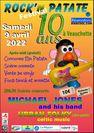 Festival Rock'n patate 10ème édition