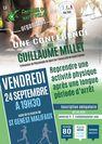 """Conférence avec Guillaume Millet """"Foulée du Haut-Pilat"""""""