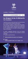 Le dragon et les 4 éléments