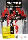 FestyVocal 3ème Biennale de musique vocale contemporaine Site Le Corbusier FIRMINY