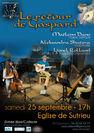 """Musique baroque """"Le Retour de Gaspard"""""""